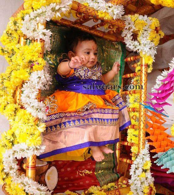 Opulent Baby In Our Lehenga Kids Pinterest