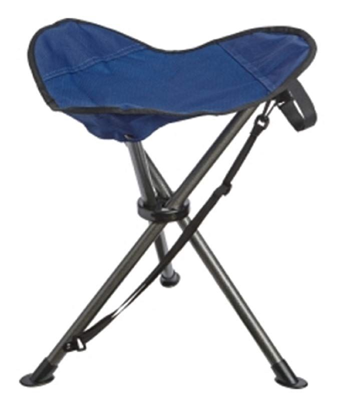 Quest Oversized Folding Stool In Several Colors Portable
