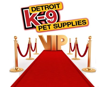 Join Our Vip List On Detroitk 9 Com Members Enjoy Discounts And Special Promotions Pet Supplies Special Promotion Novelty Sign