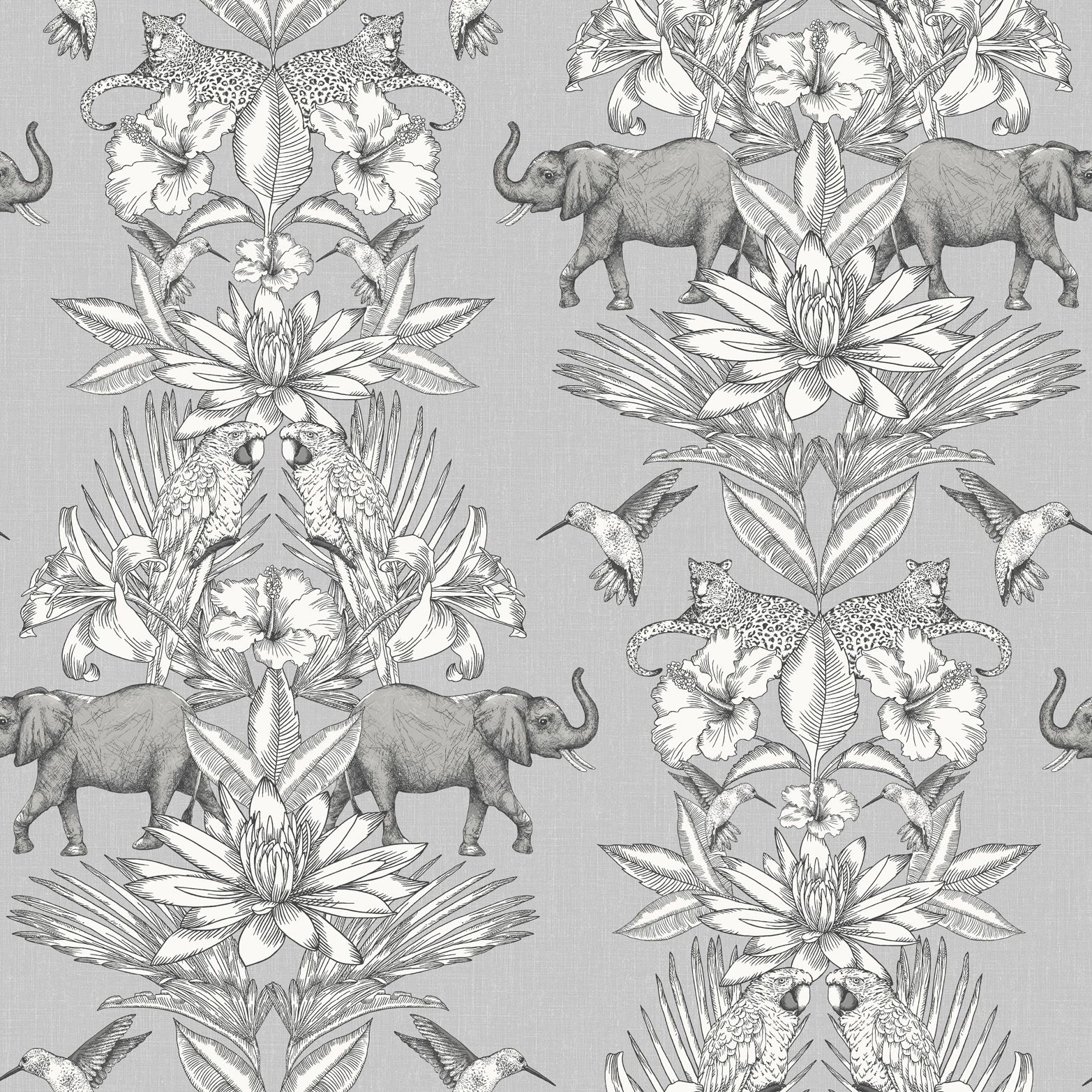 Bring out your wild side, with this fun wallpaper ...
