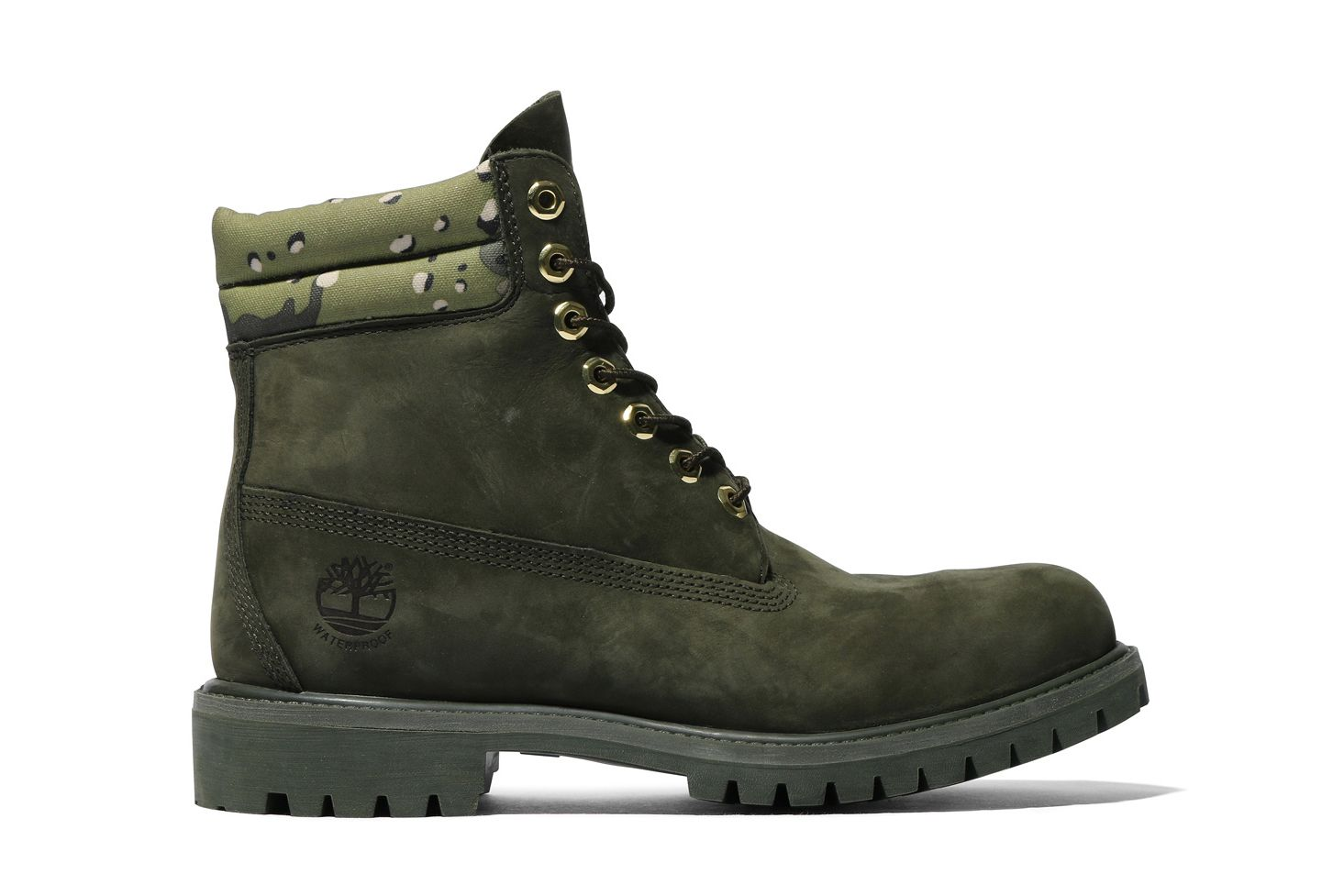 4841c5ed9ec Kinetics Adds Camouflage to the Timberland 6