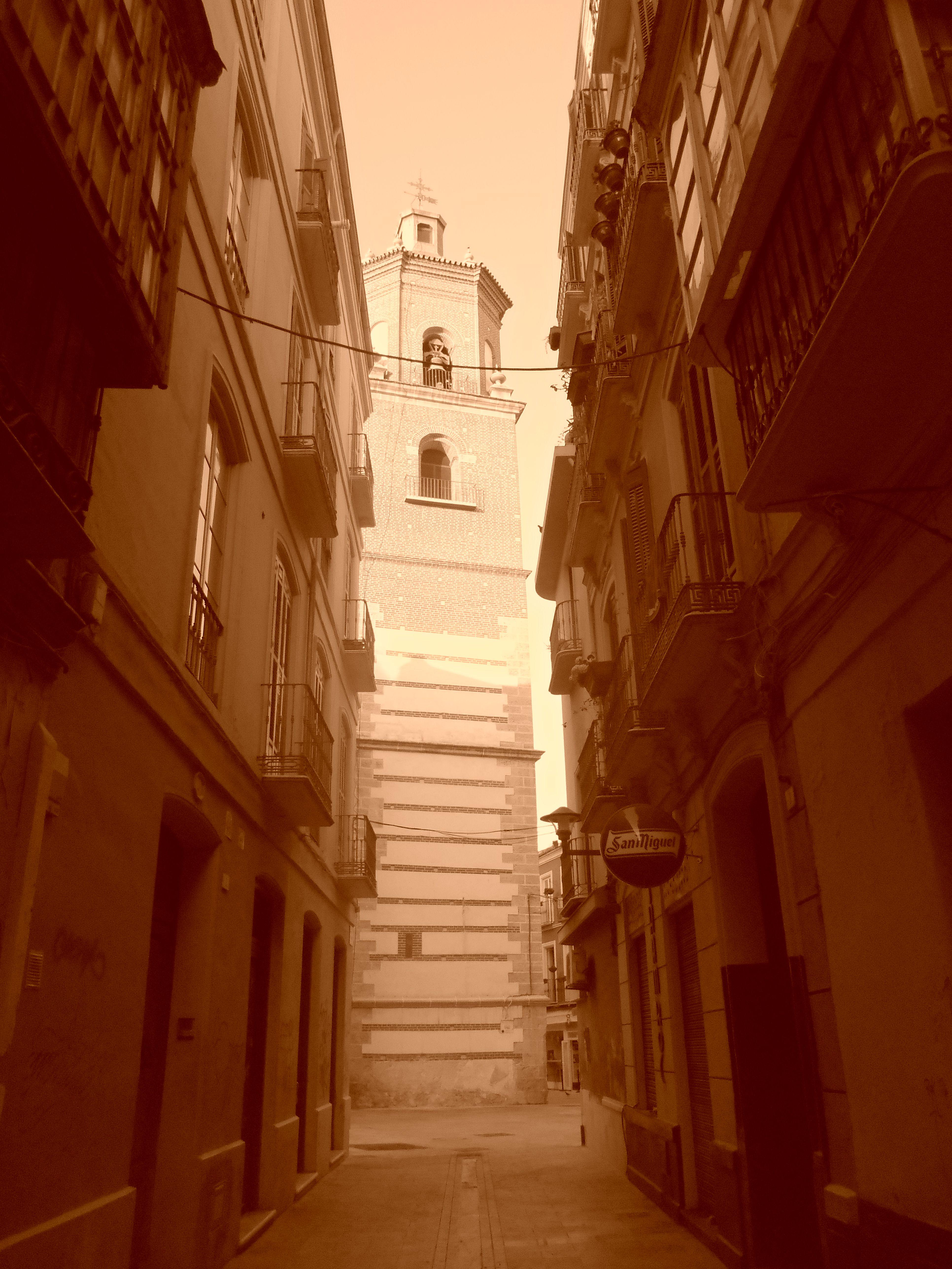 Iglesia de los SantoS Martires. Málaga