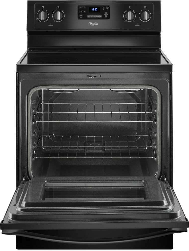 Details about whirlpool wfe515s0eb 30 freestanding