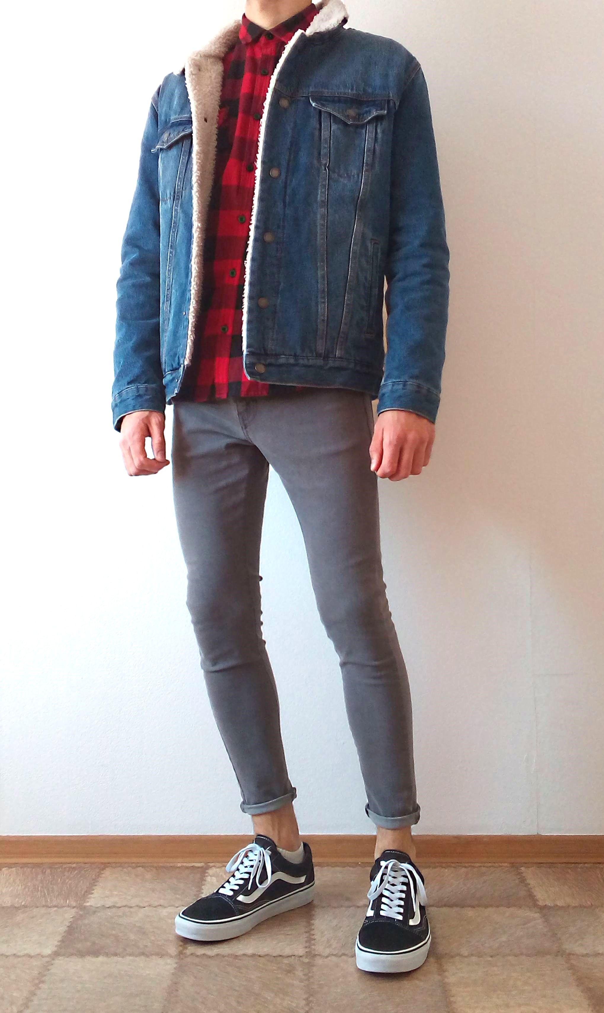 Vans Old Skool Skinny Jeans Boys Guys Outfit Vans Love Mens Outfits Mens Clothing Styles Skinny Jeans Boys