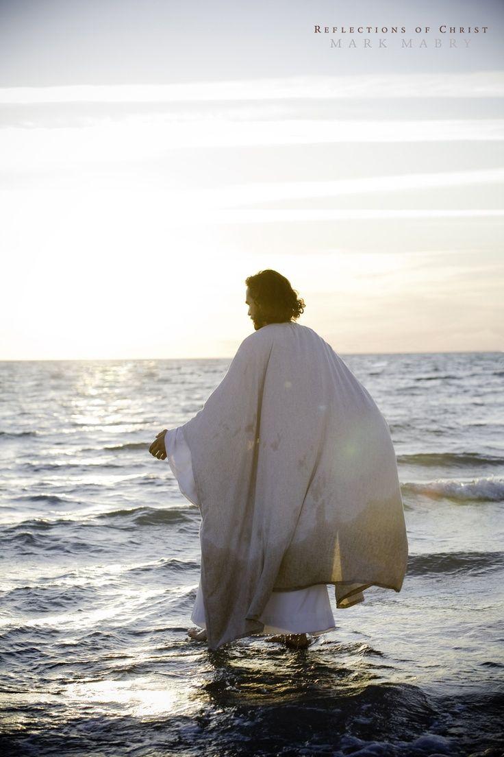 Peter Walks On Water Lds Scriptures Pics