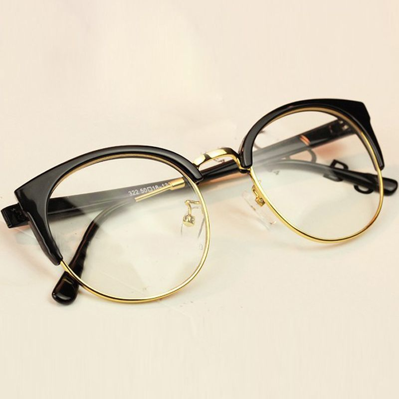 0b6e12e13ee 2016 New Fashion Women Glasses Eyeglasses Frames Myopia Glasees Frame For  Men…