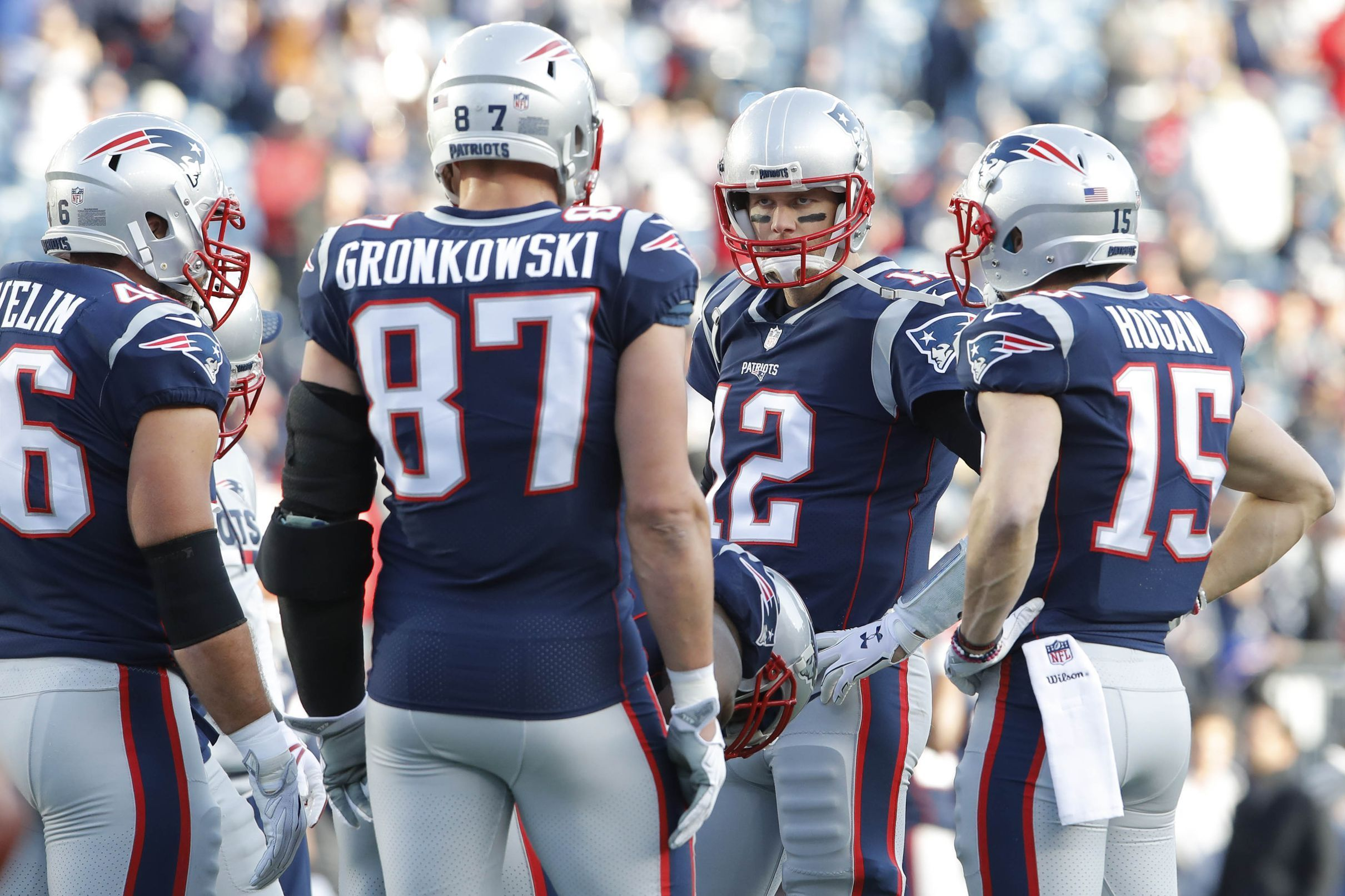Two Patriots On Pro Football Focus List Of The Top 50 Players For The 2018 Nfl Season Pats Pulpit Nflseason Nfl Season Football Patriots Football