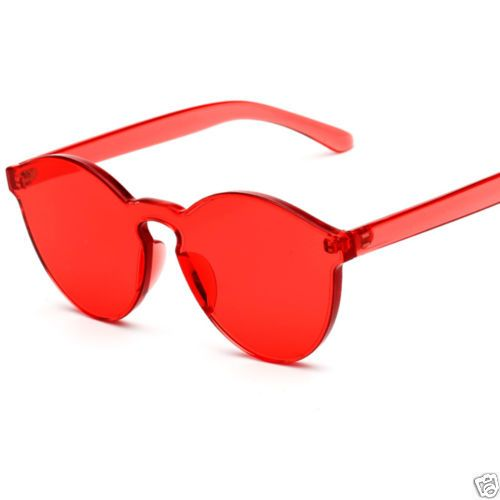 0bd1559bbd1 Rimless Transparent Sunglasses PC Integrated Outdoor Eyewear Spectacles  Glasses