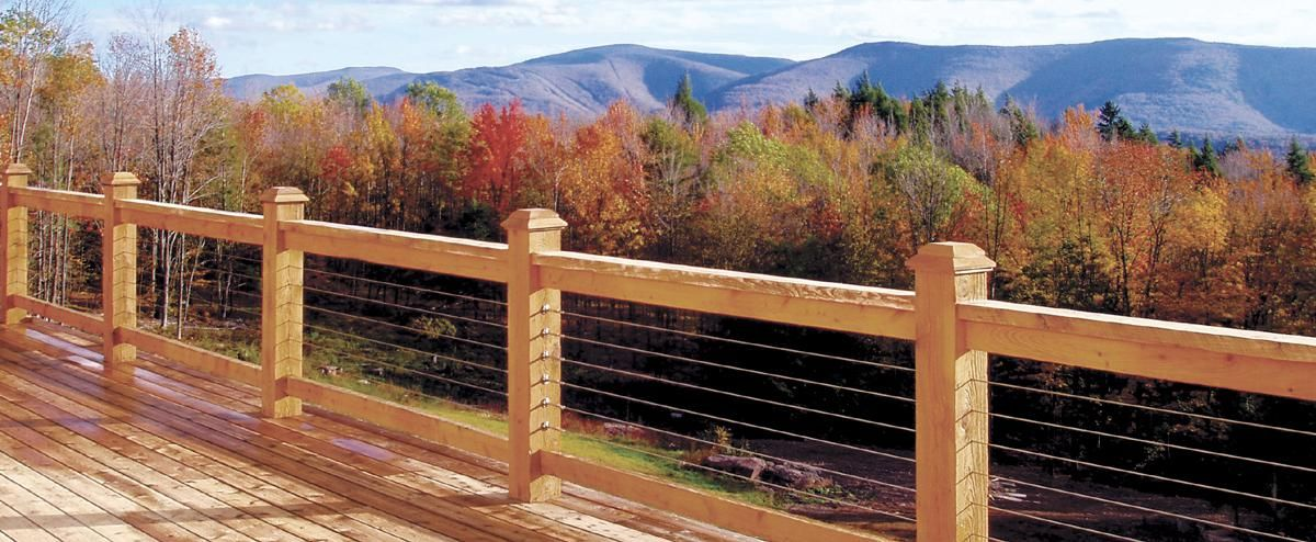 Cable Railing Do It Yourself Your online source for