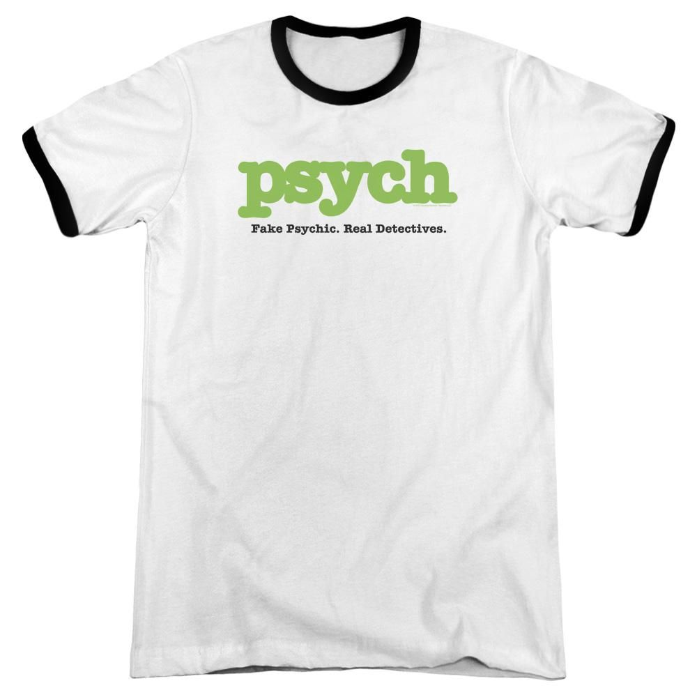 5cbe153d Psych - Title Adult Ringer Psych T Shirt, Riverdale High School, Archie  Comics Riverdale
