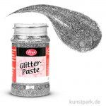 Viva Decor Glitter-Paste 90 ml | Silber