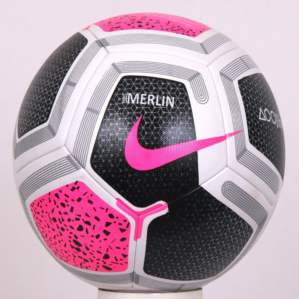Details About Brand New Nike Merlin Premier League Official Match Ball Size 5 Soccer Ball Premier League Soccer Soccer