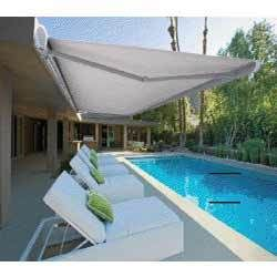 Awning & Canopy | Outdoor awnings, Pool shade, Retractable ...