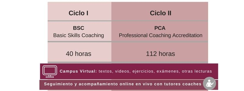 Estudiar coaching