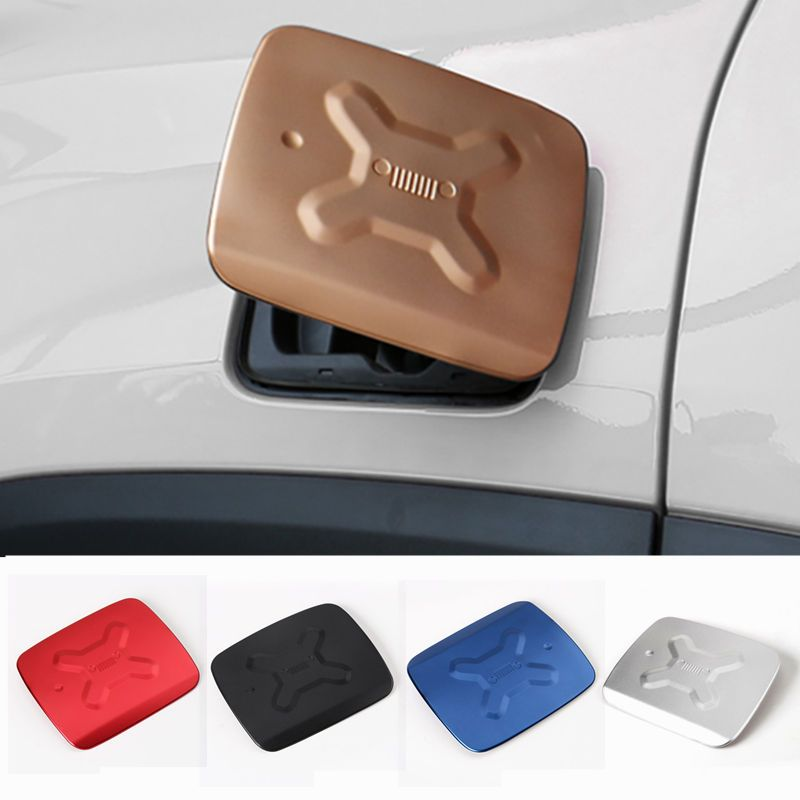 1pcs abs vehicle gas tank cap cup cover trim for jeep renegade 2015 2016 jeeps jeep renegade. Black Bedroom Furniture Sets. Home Design Ideas