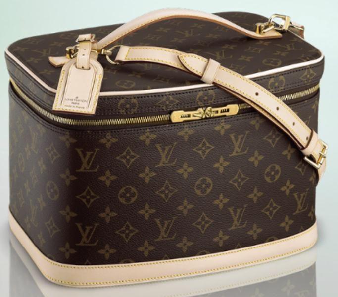 59243f0a13d Louis Vuitton Makeup Case | louis vuitton | Louis vuitton makeup ...
