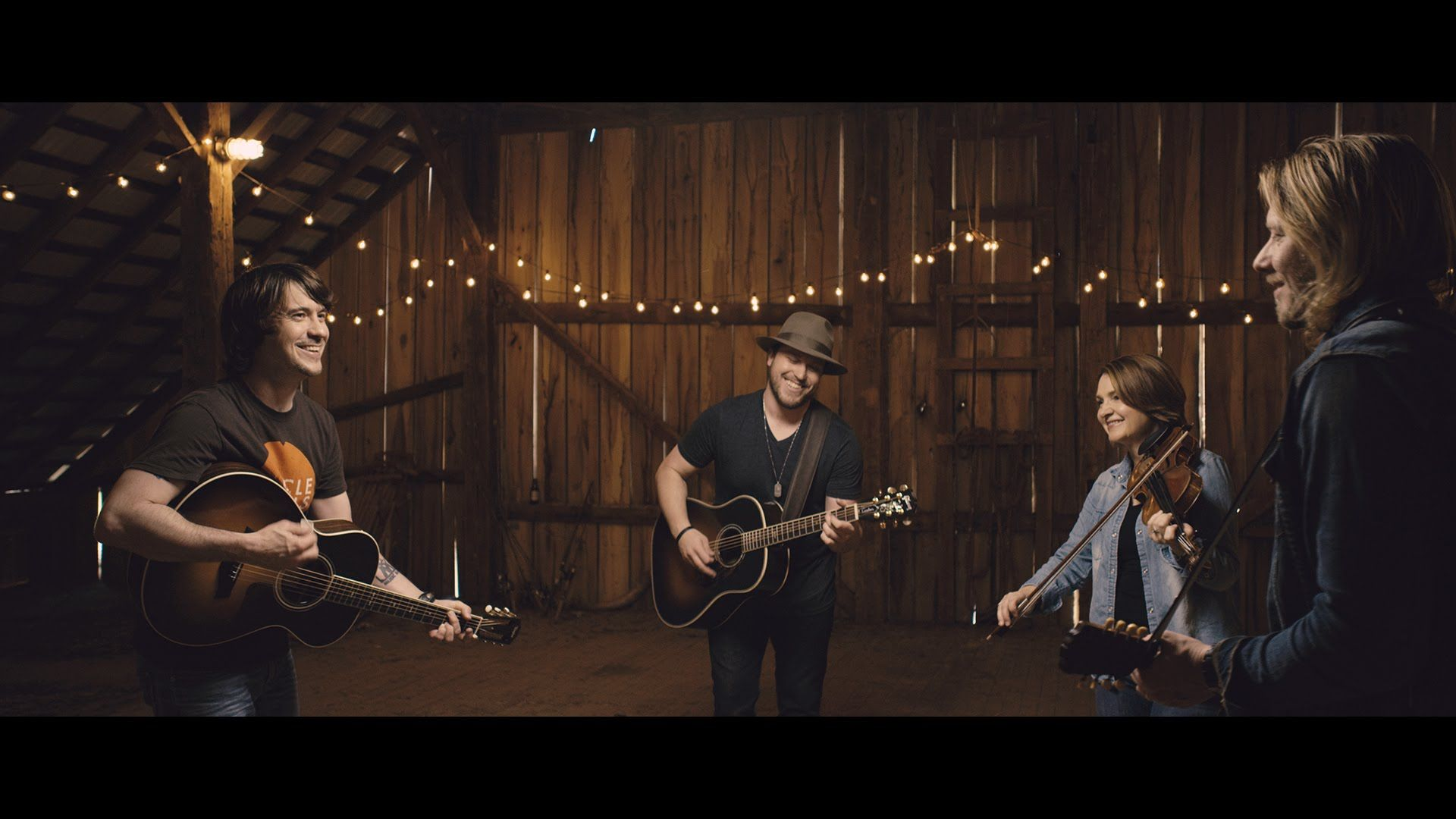 """Mitchell Tenpenny """"Cane's Creek"""" ft. The SteelDrivers"""