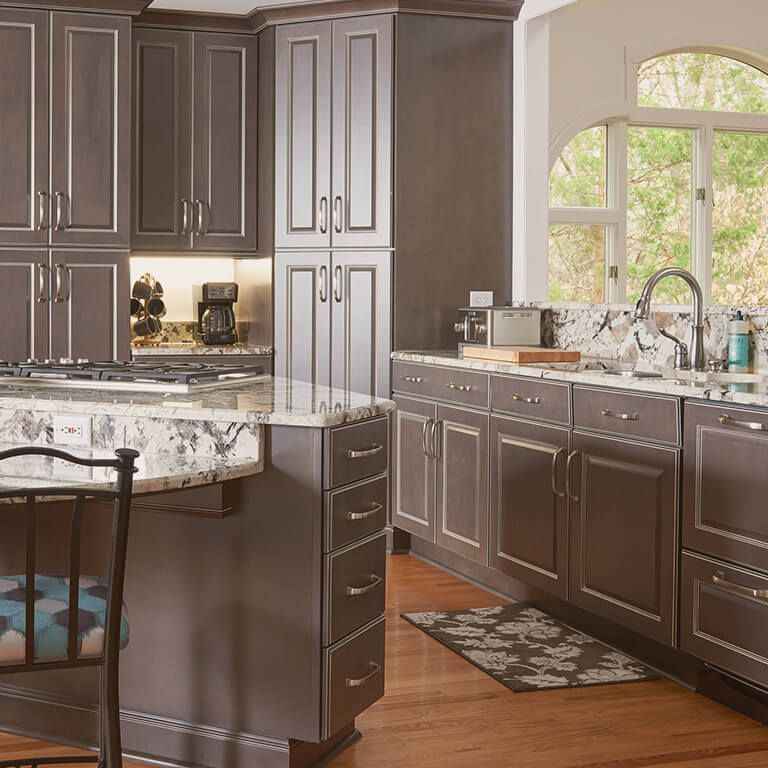 American Made Custom Kitchen Cabinets For Your Remodel in ...