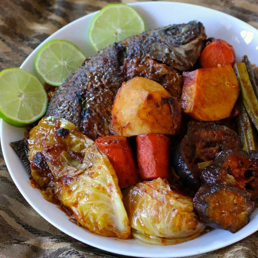 Thiéboudienne: National Dish of Senegalese