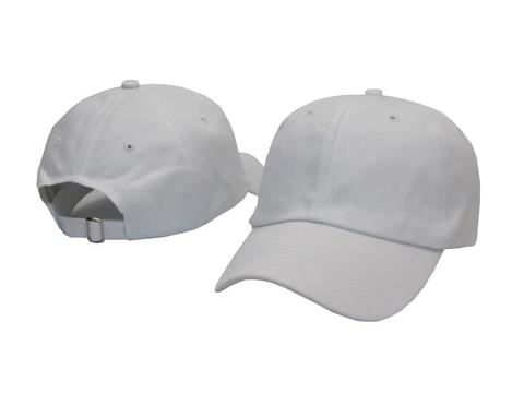 White Dad Hat White Dad Hat Dad Hats Womens Baseball Cap