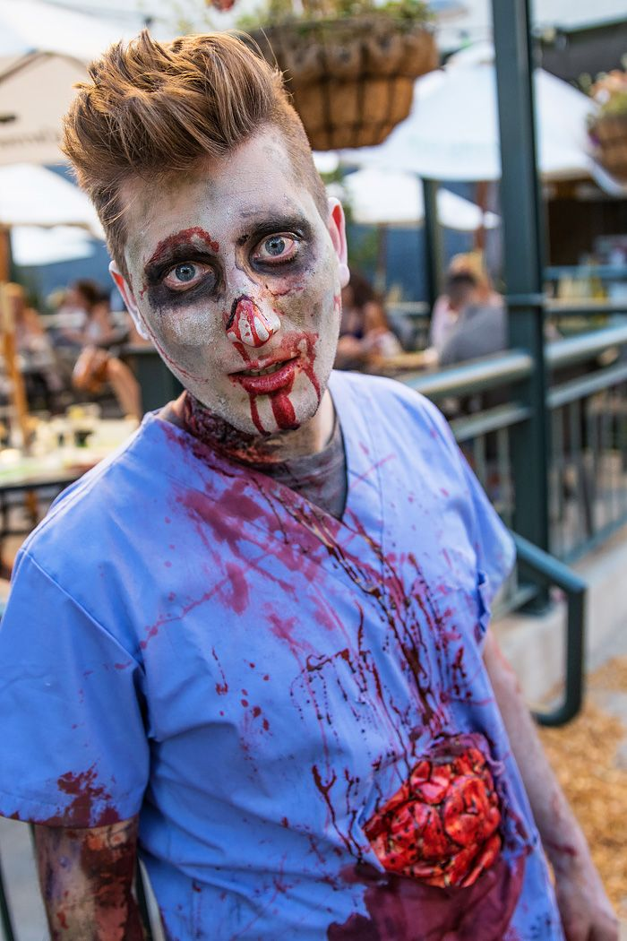 Photos from Denver Zombie Crawl 2016 - Creepy Fun on 16th Street Mall - Zombie crawl, Scary ...