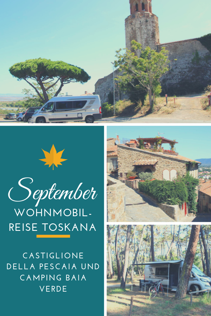 Mittelalter und Meer - in der Toskana kann man beides erleben