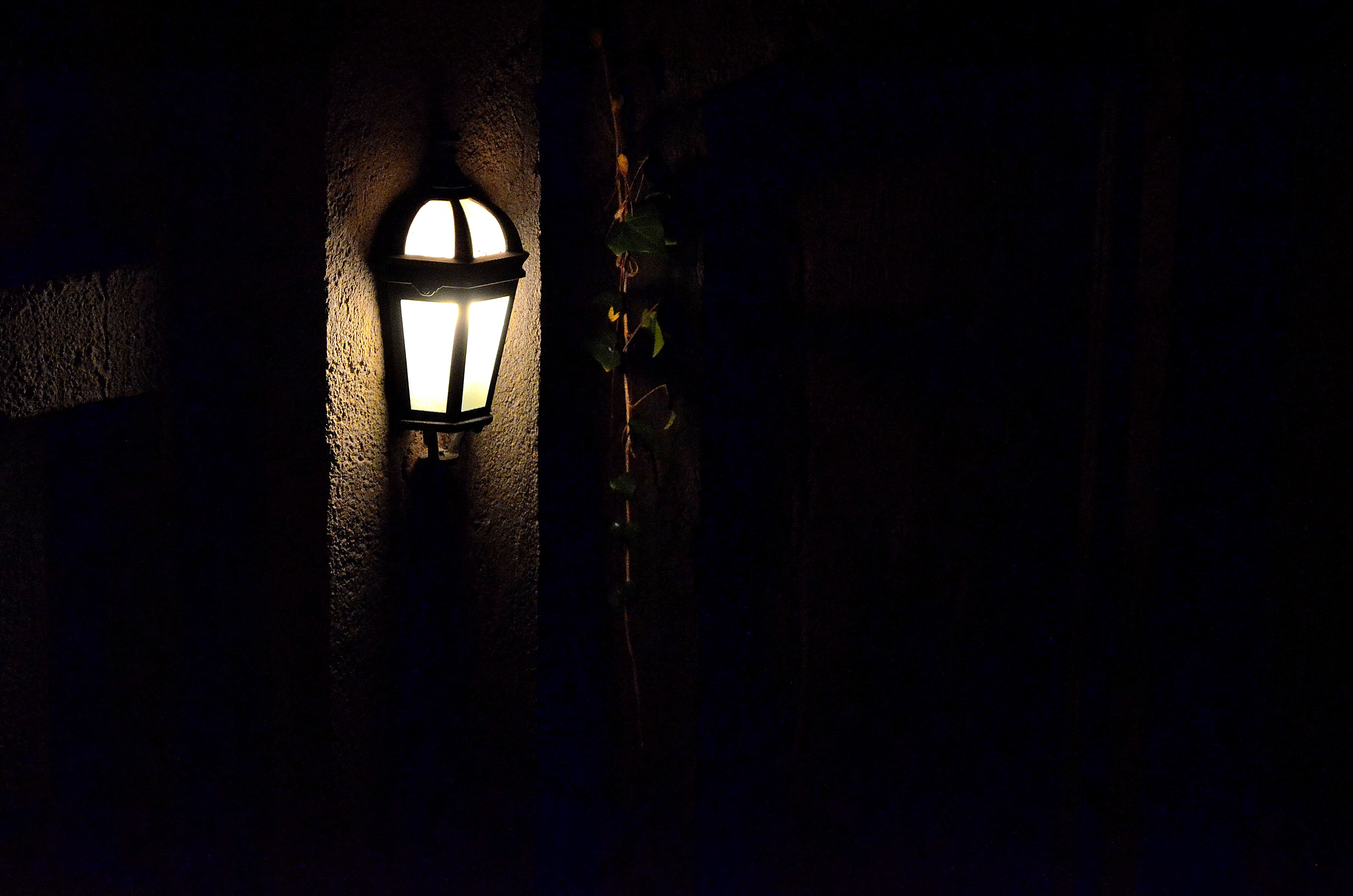 Night Time Light Wall Lights