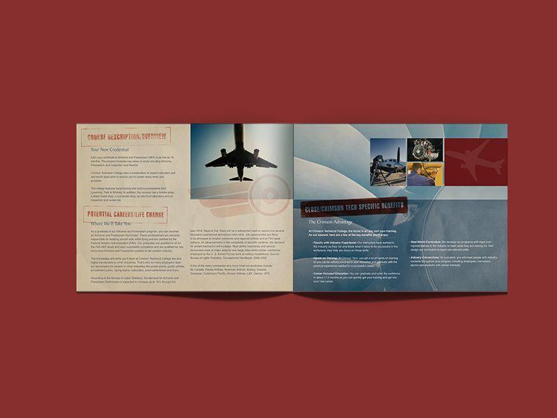 Crimson Technical College viewbook - by Monarch Marketing