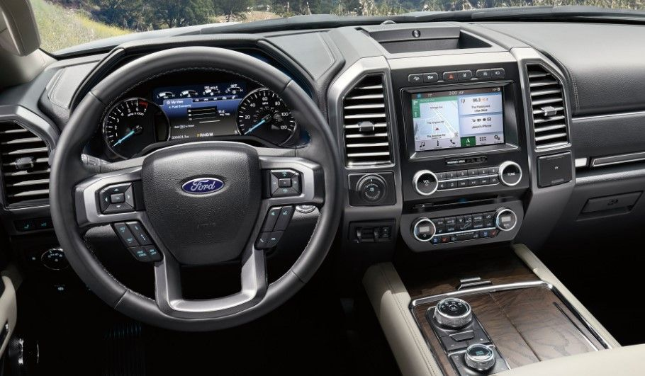 2020 Ford Expedition Interior Ford Expedition Ford Suv 2019 Ford