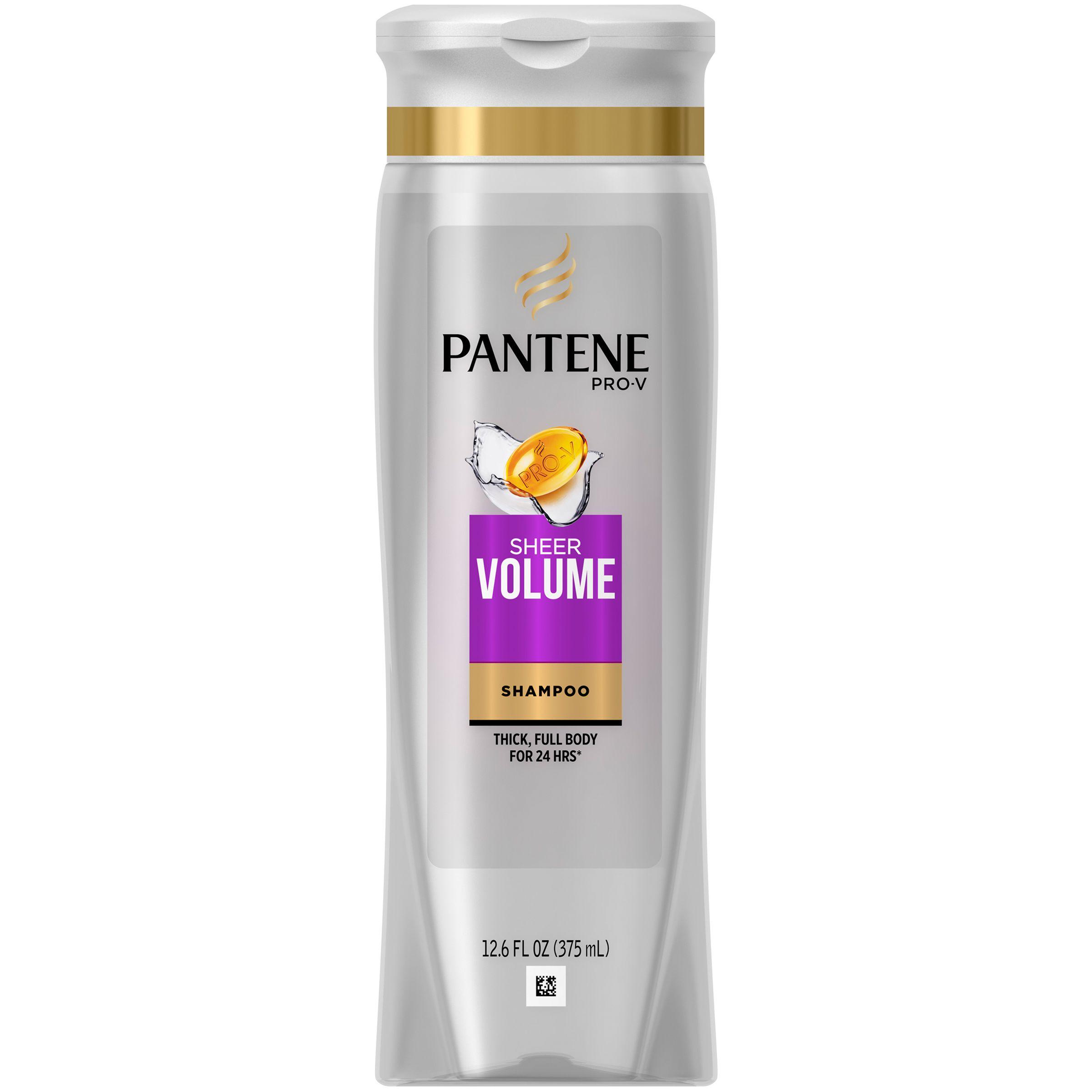 Pantene Pro V Fine Hair Volume Shampoo 12 6 Fl Oz
