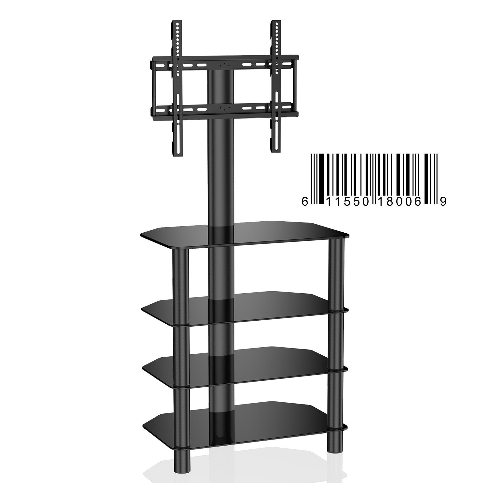 Swivel Tv Stand With Mount For 32 50 Tv Tw406001mb In 2018
