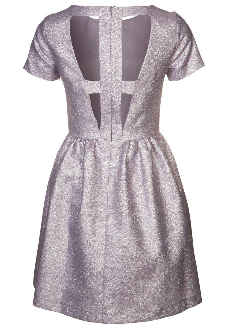 Oasis Mercury Rising cocktail dress - back