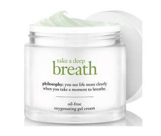Free Sample Of Take A Deep Breath Oxygenating Gel Cream Gel Cream Good Massage Free Beauty Samples