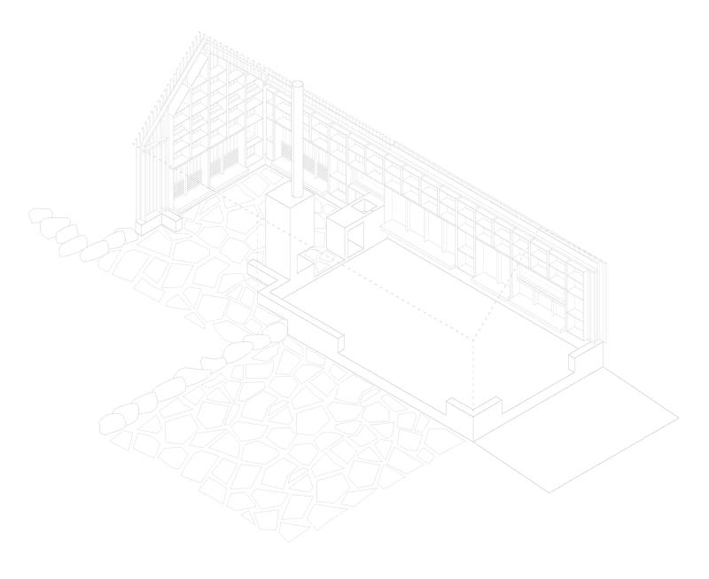 Koreo Arkitekter, Kolab Arkitekter · Naust V. Vikebygd, Norway