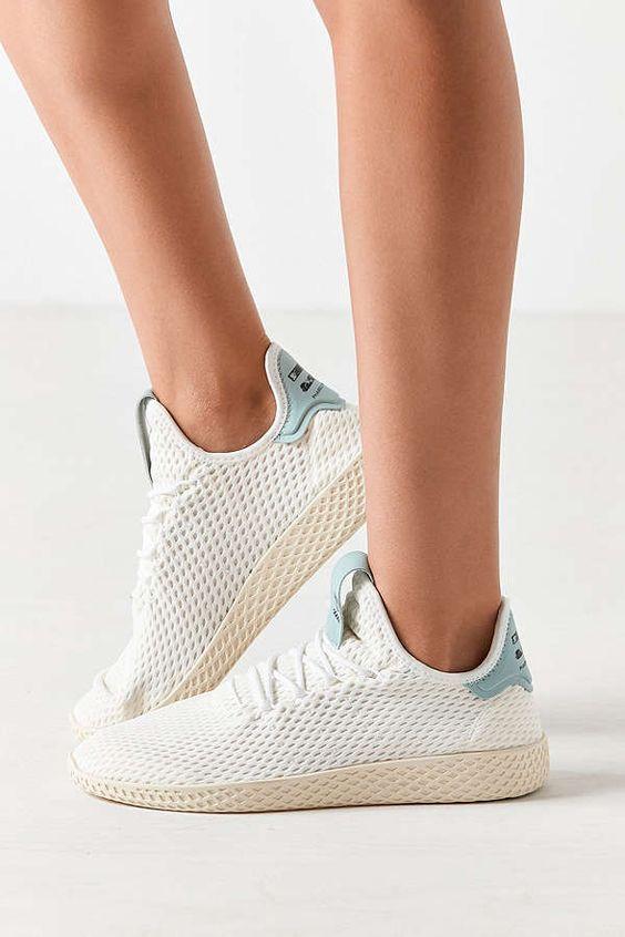 Adidas Originals x Pharrell Williams Tennis Hu zapatilla Style