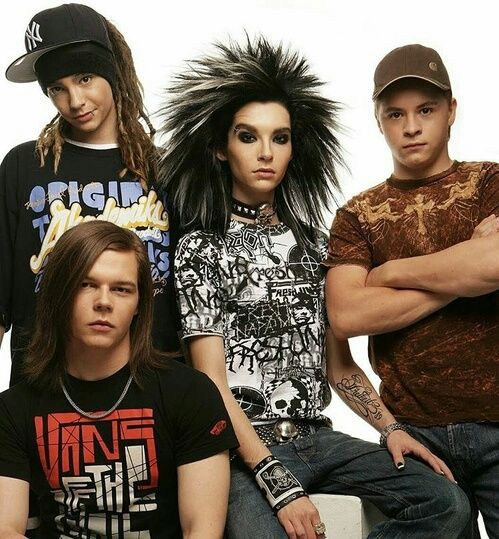 Tokio Hotel A Band From The 00 S Was Relevantly Popular In America For A Few Years And One That I Remember Being In Awe Of As A Chil Tokio Hotel Tokio