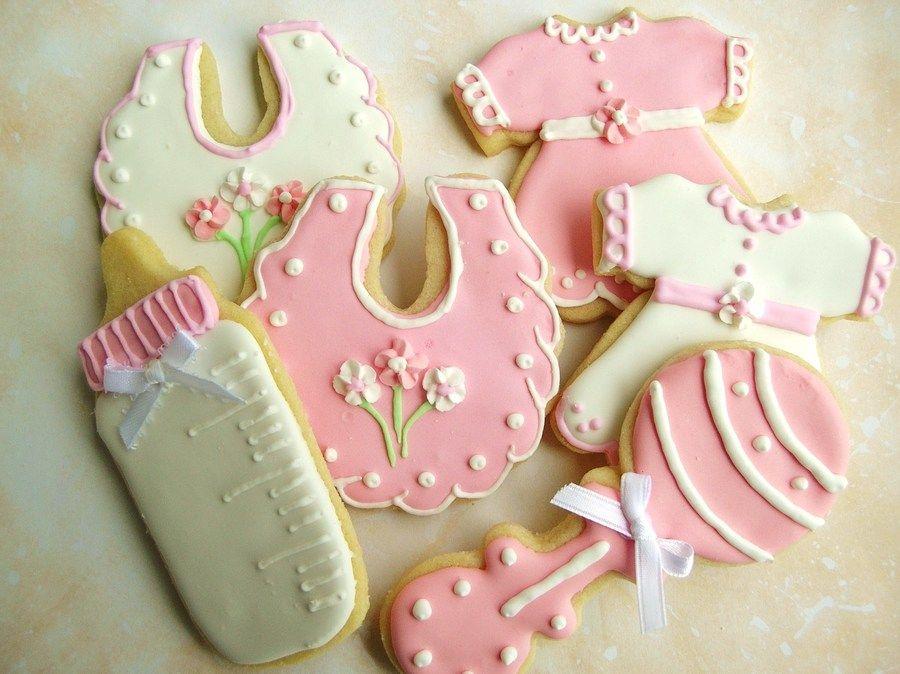 baby girl cookies baby shower cookies girl baby showers girl shower