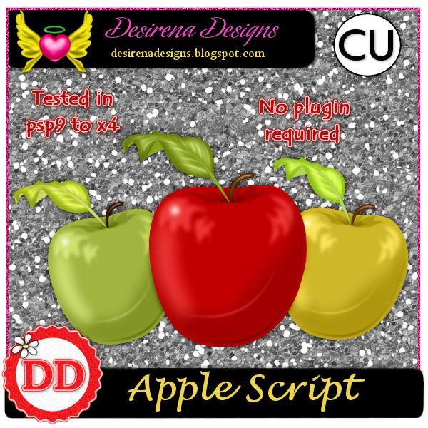 Apple script