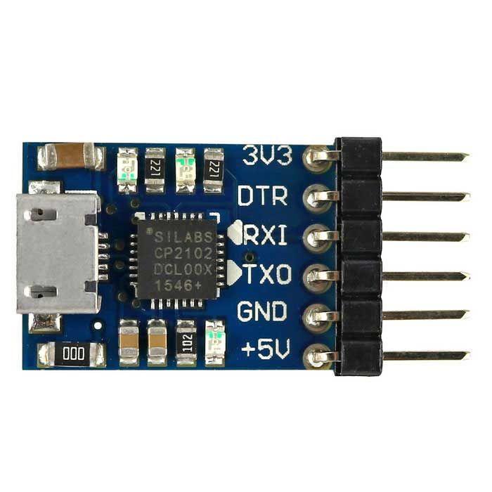 Usb to uart ttl converter debugger for serial module