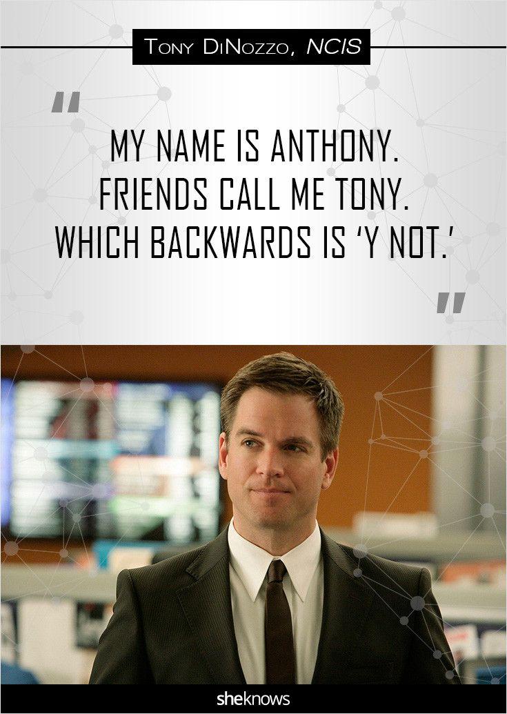 NCIS': 14 hilariously memorable Tony DiNozzo quotes | NCIS
