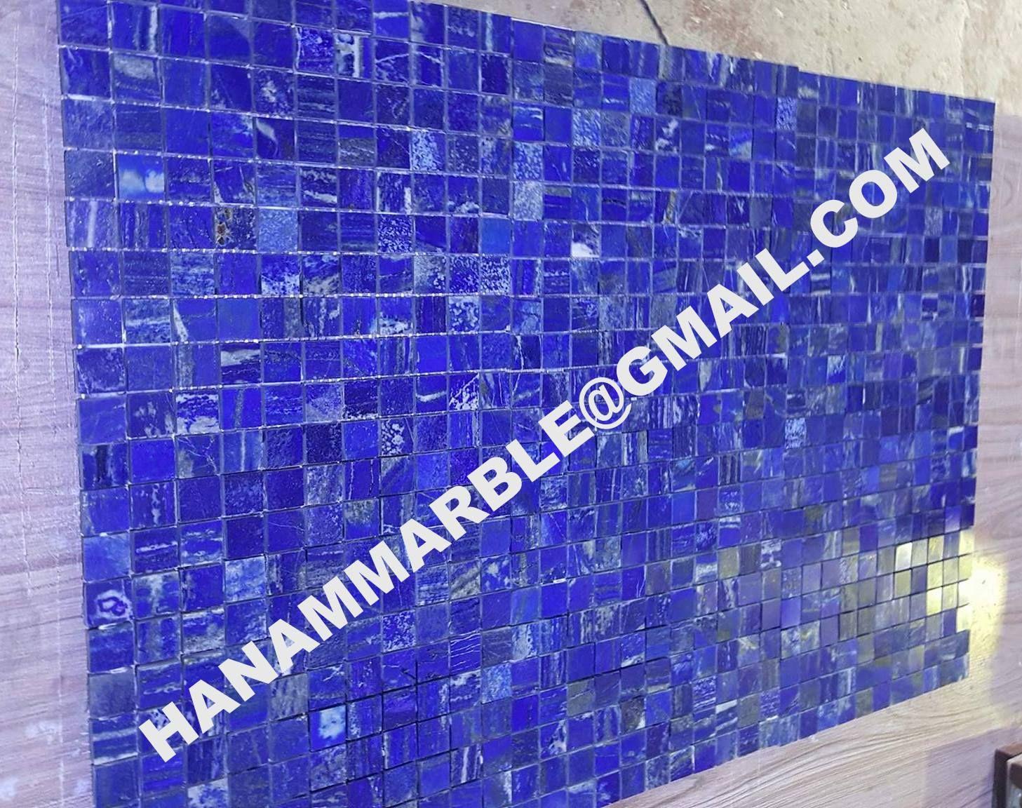 lapis lazuli, lapis lazuli mosaic, lapis lazuli mosaic tiles, lapis ...