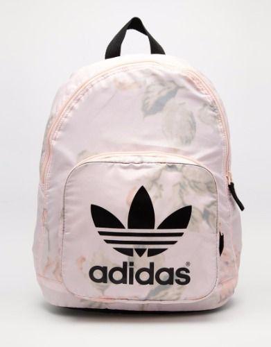 6852dc5274d1d2 ASOS.COM ADIDAS ORIGINALS PASTEL ROSE BACKPACK | Backpacks | Adidas ...