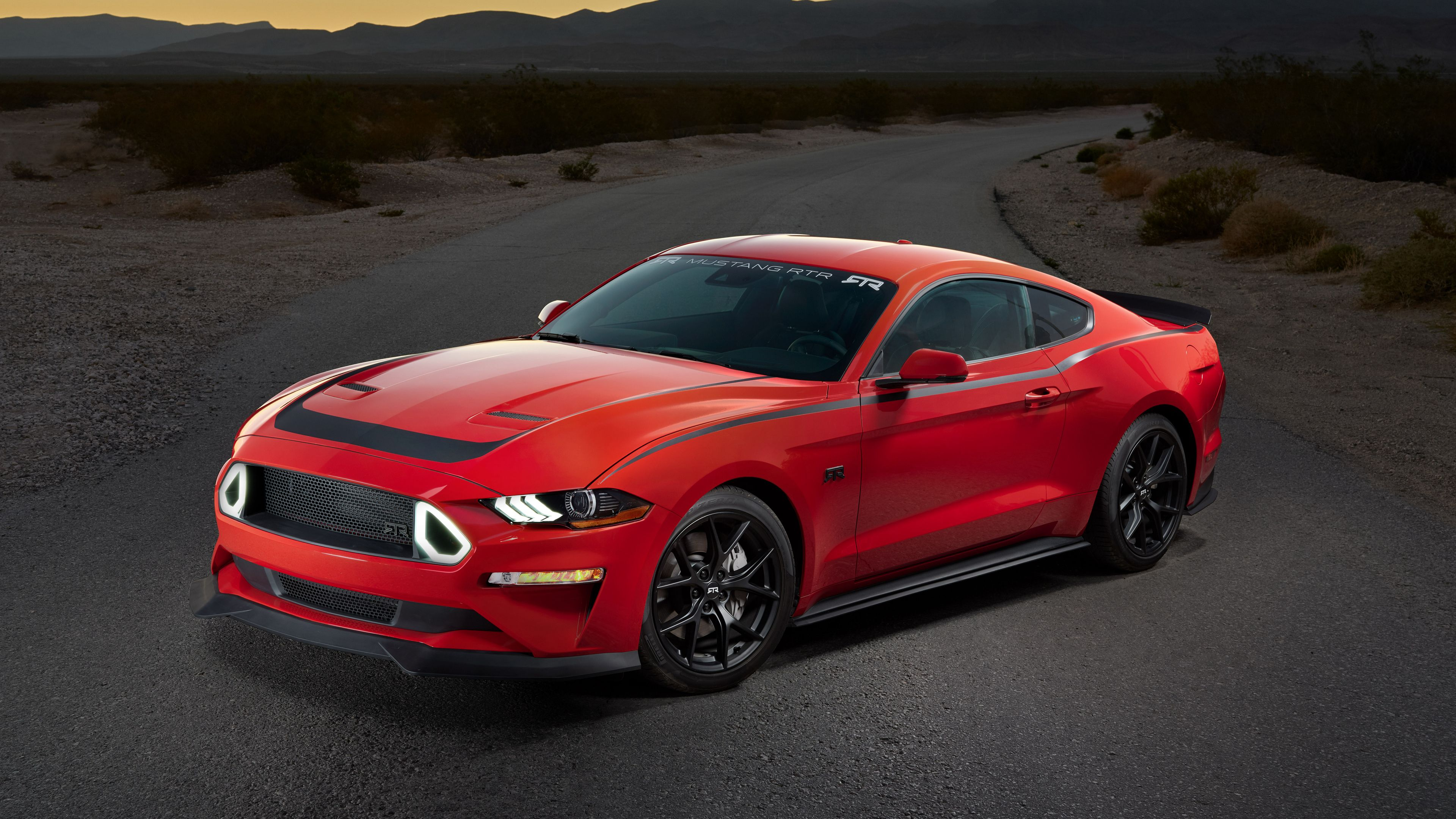 Wallpaper 4k 2019 Ford Series 1 Mustang Rtr 2018 Cars Wallpapers