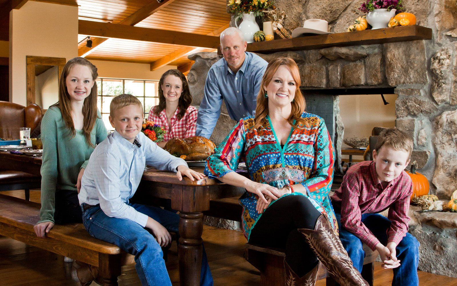 Photos Ree Drummond S Ranch Thanksgiving Ree Drummond Ranch Pioneer Woman Ree Drummond Pioneer Woman