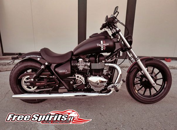 look at all our new triumph parts on our website www.freespirits
