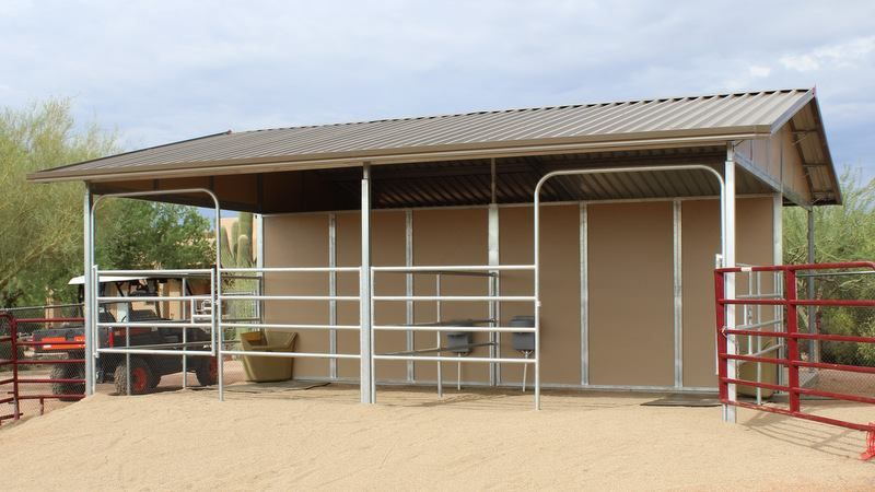 Outstanding affordable mdbarnmaster 2 stall plus tack for Horse barn materials