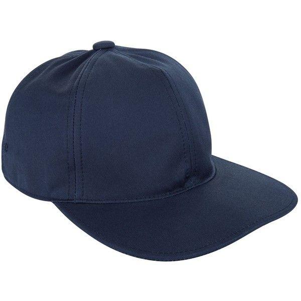 02b4bfc5493 Thom Browne Twill Baseball Cap (16
