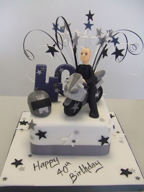 40th birthday cake ideas for men - Google Search Cakes ...