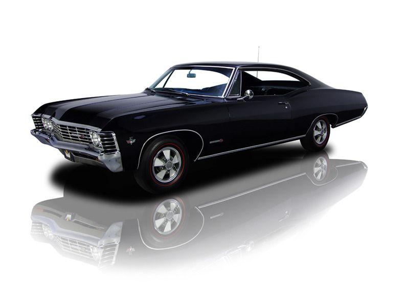 Pin On 67 Chevy Impala Supernatural