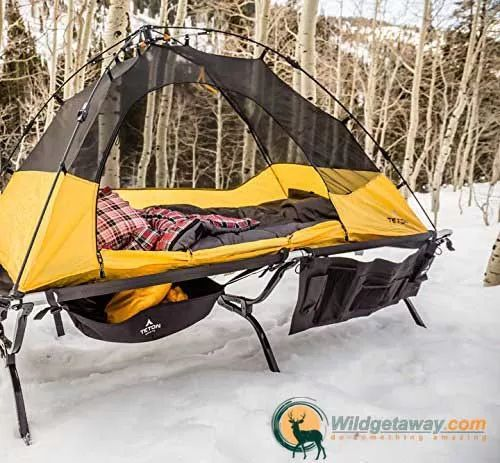 Photo of Look for the perfect sleep the next time you go camping. Gu …